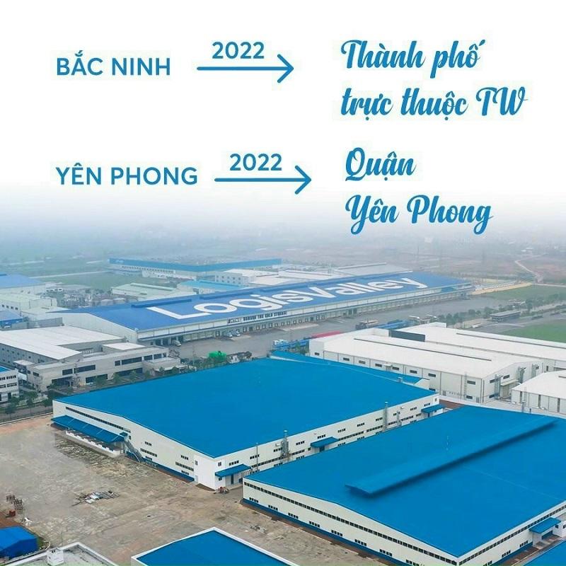 tiềm năng tăng giá khi đầu tư đất nền khu công nghiệp Bắc Ninh