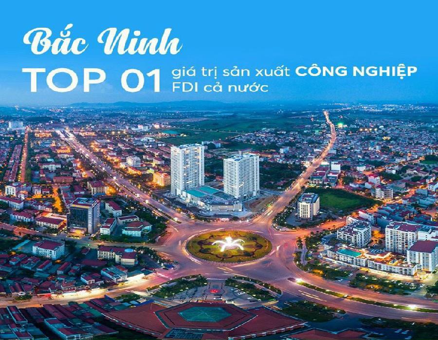 sức hút đầu tư Khu công nghiệp Bắc Ninh