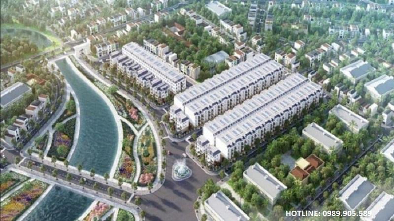 đường Lê Mao kéo dài - bất động sản lên giá tại thành phố Vinh