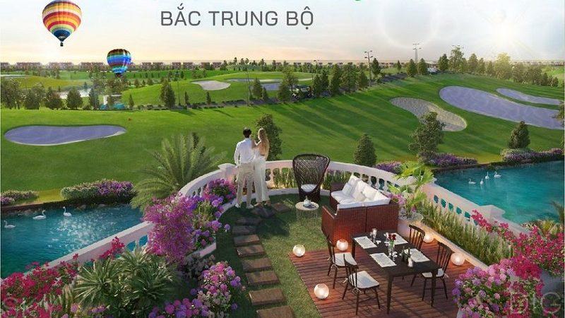 Biệt thự Hoa Tiên Golf Villas - Xuân Thành - Hà Tĩnh