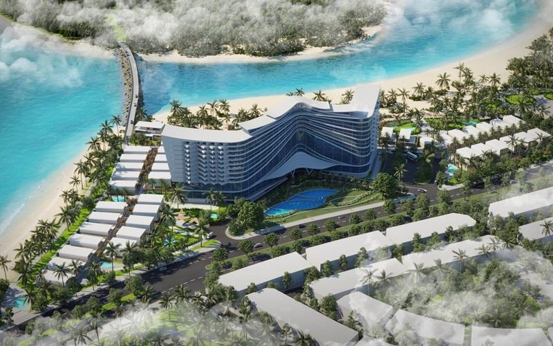 Khách sạn Wyndham Dragon Ocean Đồ Sơn