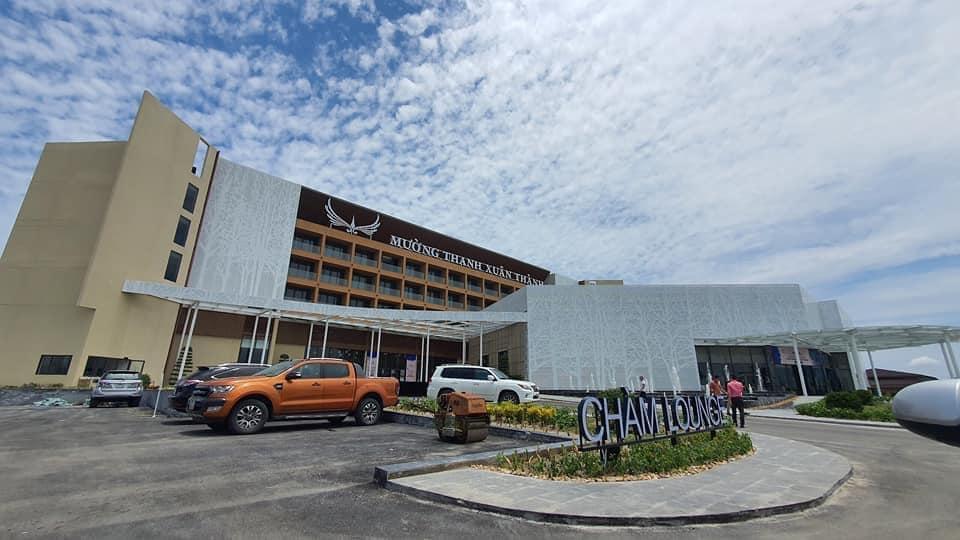 Khách sạn Mường Thanh Hoa Tiên Paradise Xuân Thành