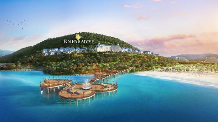 Khu biệt thự 6 sao Resort KN Paradise