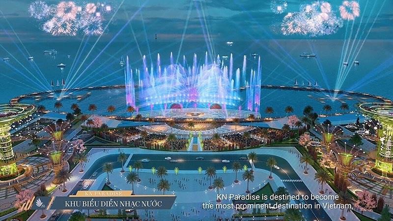 Tiện ích 1 dự án KN Paradise Khánh Hòa