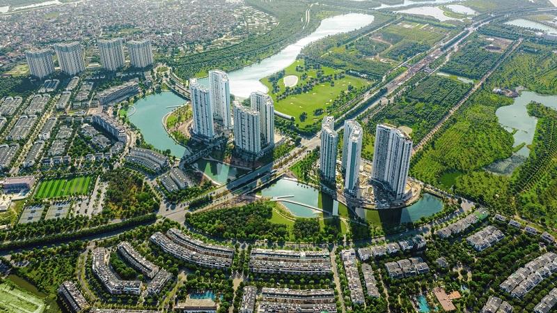 Khu đô thị ecopark Hưng Yên