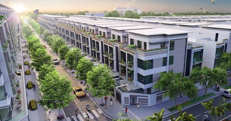 Liền Kề Khu nhà ở Đông Yên - Yên Phong - Bắc Ninh