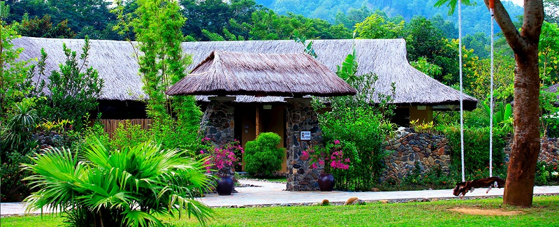 Tiện ích Serena Thanh Lanh Resort 5