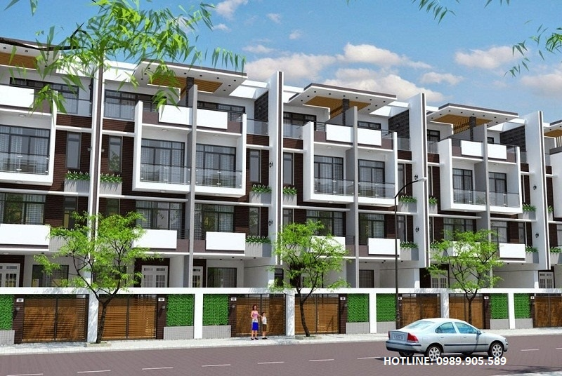 Liền kề khu đô thị mới phía Đông thành phố Chí Linh
