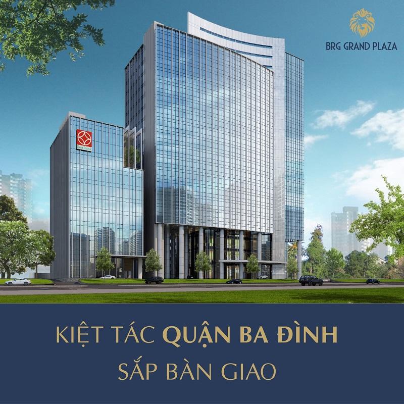 BRG Grand Plaza 16 Láng Hạ
