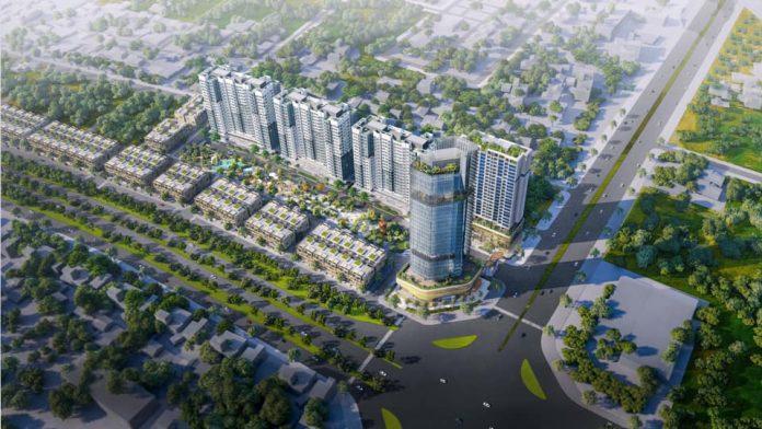 Phối cảnh chung cư Stella City Thanh Hóa