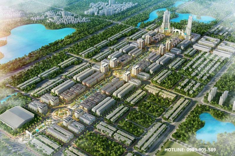 Tổng quan dự án FLC Bắc Giang