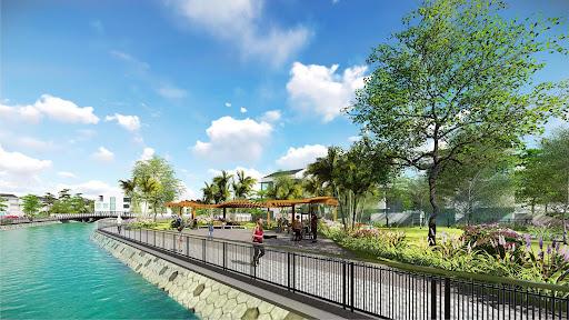 Phối cảnh Hoàng Huy New City Thủy Nguyên Hải Phòng