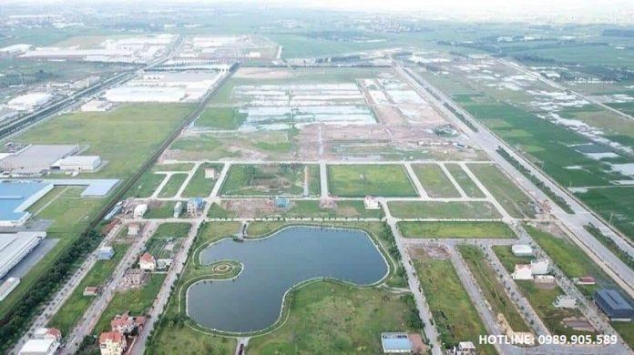 Phối cảnh khu đô thị Mỹ Hào Garden City Hưng Yên