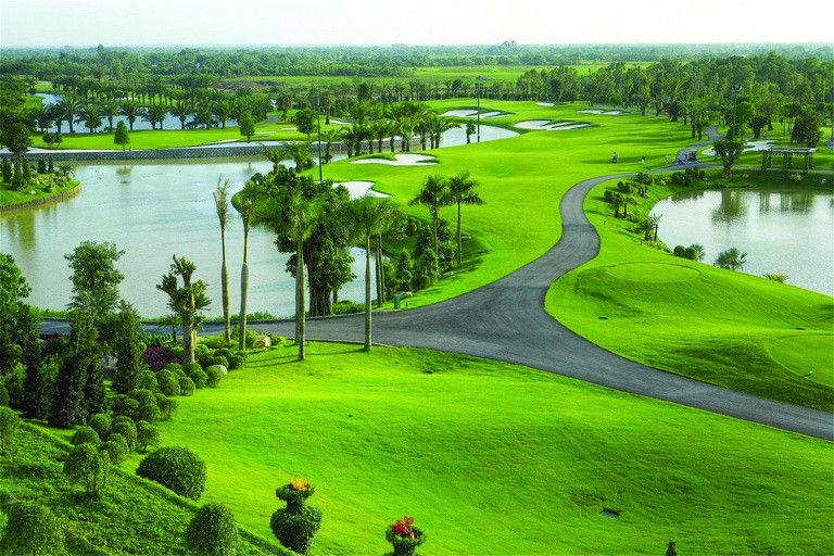 Sân Golf Resort Serena Valley Thanh Lanh