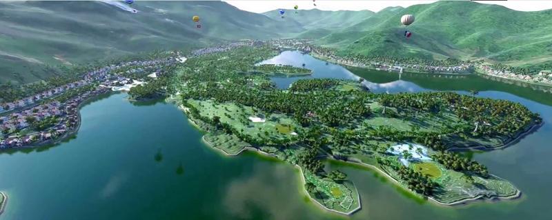 Resort Serena Valley Thanh Lanh - Vĩnh Phúc