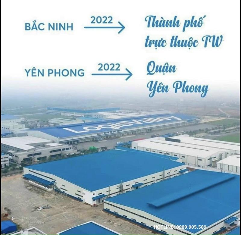 Tiềm năng đầu tư Đất nền Diamond City - khu công nghiệp Yên Phong - Bắc Ninh