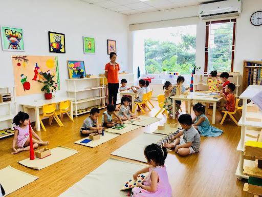 Tiện ích 1 khu đô thị Hoàng Huy New City