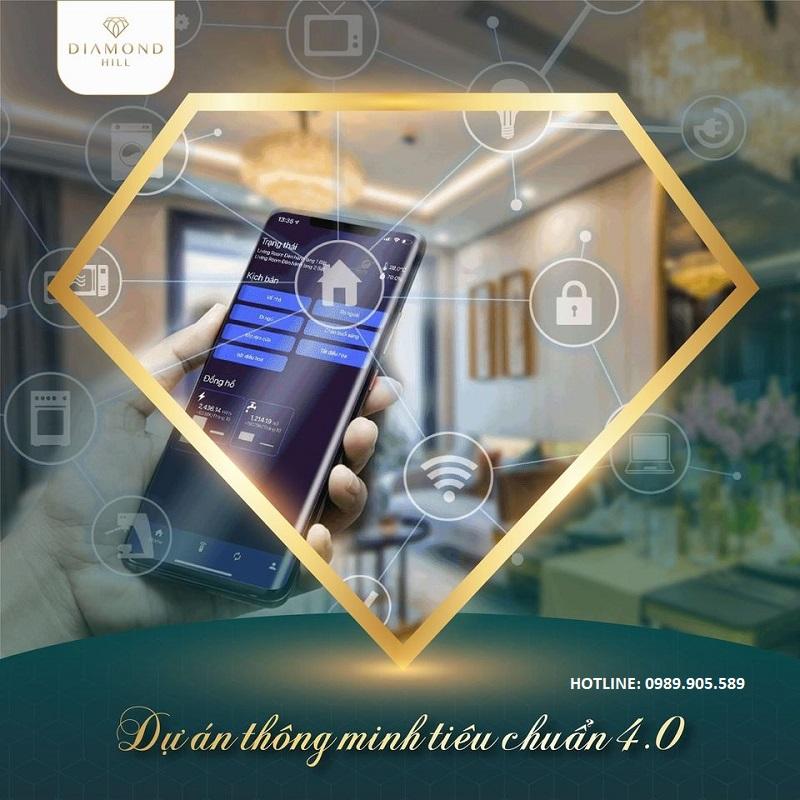 Công nghệ smart home BV Diamond Hill 2