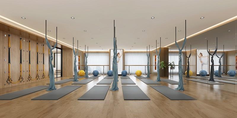 Tiện ích phòng Yoga Eden Garden Lê Lợi
