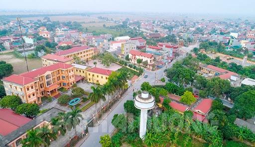 Tốc độ đô thị hóa xã Cổ Dũng - Kim Thành - Hải Dương