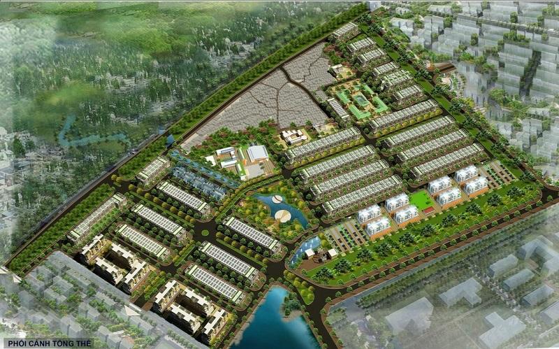 Phối cảnh Chi Linh North Eastern Hill