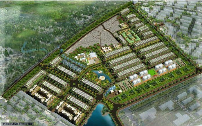 Tổng quan khu đô thị Chi Linh Hải Dương