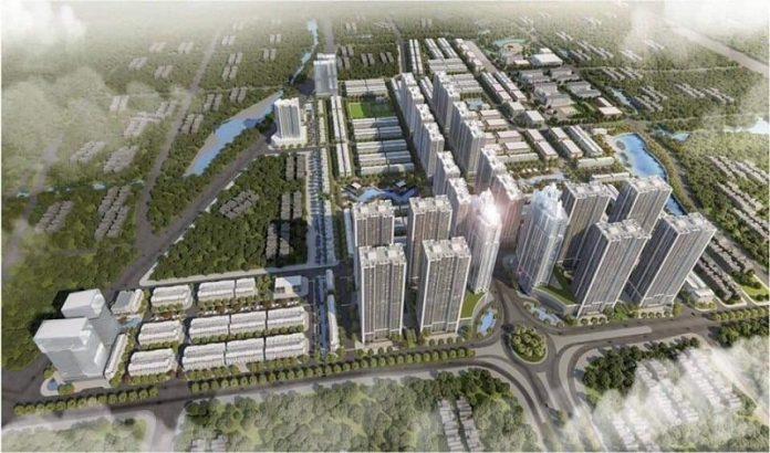Tổng quan khu đô thị Hoàng Huy New City Hải Phòng