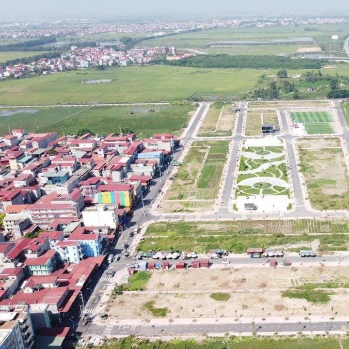 Ảnh thực 1 tế dự án Long Châu Star - Yên Phong - Bắc Ninh