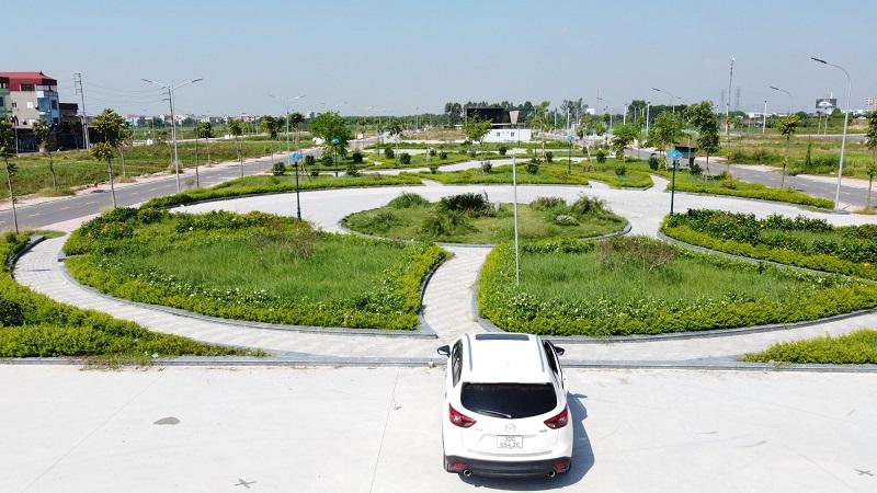 Ảnh thực 3 tế dự án Long Châu Star - Yên Phong - Bắc Ninh