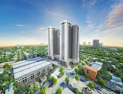 Dự án TNR GoldSilk Complex do Công ty cổ phần bất động sản Hano-Vid làm chủ đầu tư
