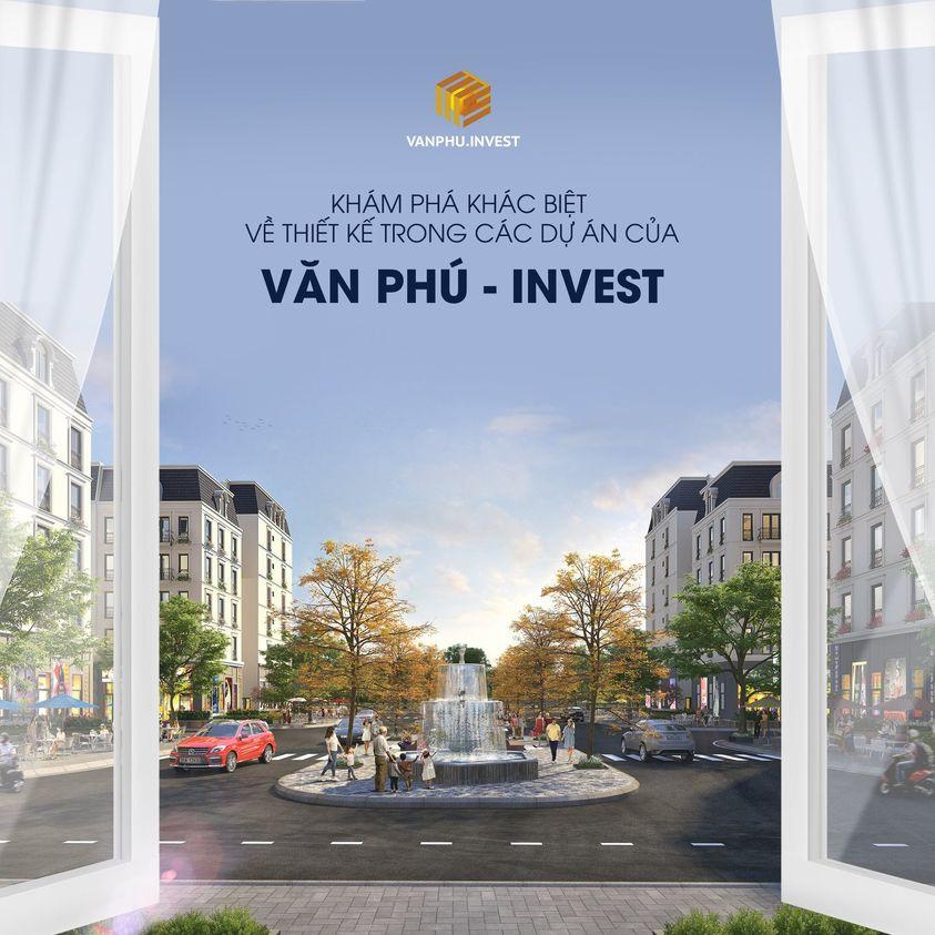 Văn Phú Invest chủ đầu tư dự án Grandeur Palace Phạm Hùng
