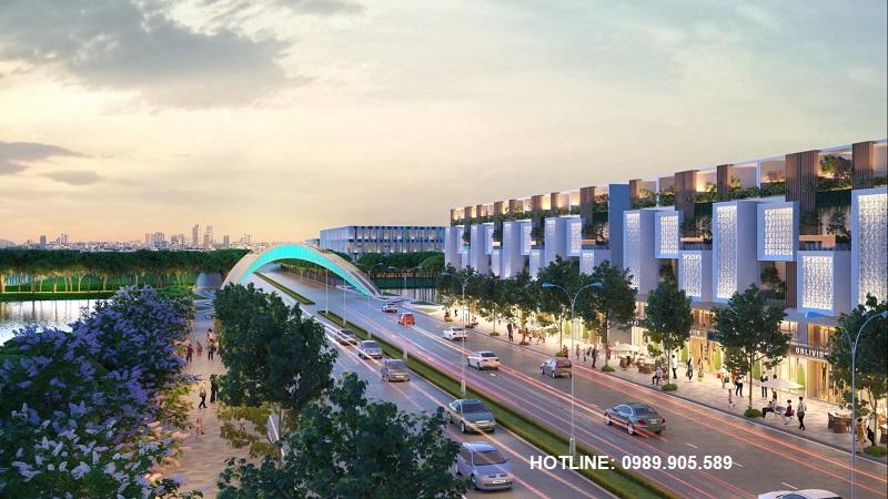 Biệt thự khu đô thị Long Vân 2 - Quy Nhơn