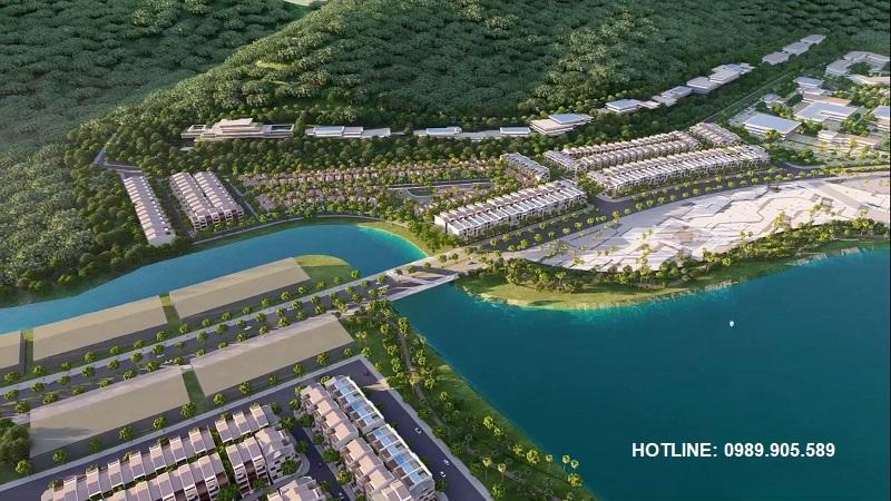 Phối cảnh 4 khu đô thị Long Vân 2 - Quy Nhơn