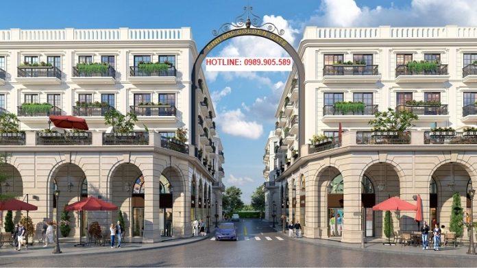 Phối cảnh dự án Kinh Bắc Golden Gate Từ Sơn - Bắc Ninh