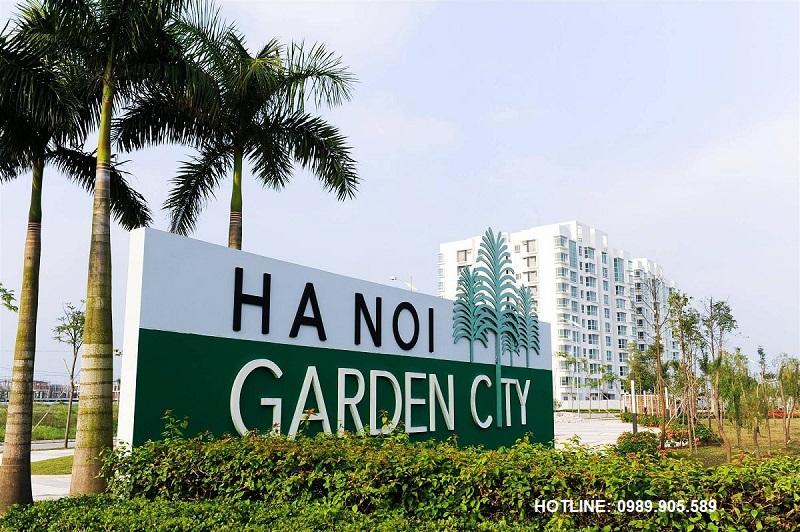 ảnh thực tế 1 tại dự án Hà Nội Garden city Long Biên