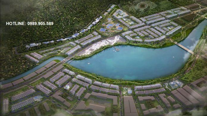 Phối cảnh khu đô thị Long Vân 2 - Quy Nhơn