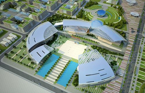 Trung tâm trí tuệ nhân tạo khu đô thị Long Vân