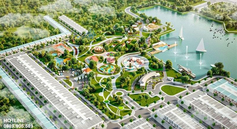 Bến du thuyền khu đô thị Long Vân -Quy Nhơn