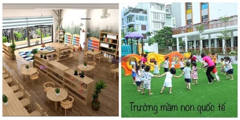 Tiện ích trường học tại Việt Hàn City Thái Nguyên