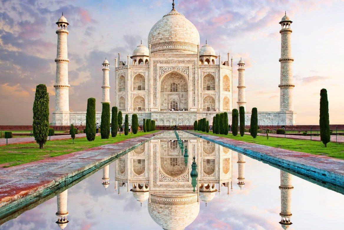 Đền Taj Mahal Ấn độ tại KĐT Việt Hàn Thái Nguyên