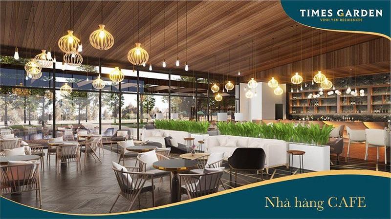 Nhà hàng KĐT Nam Vĩnh Yên - Vĩnh Phúc