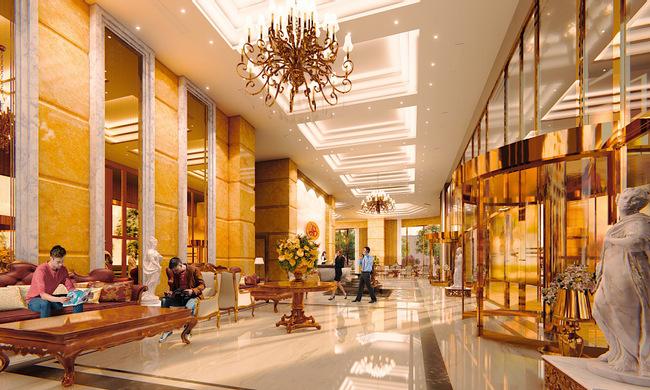 Tiện ích 2 chung cư Grandeur Palace Phạm Hùng