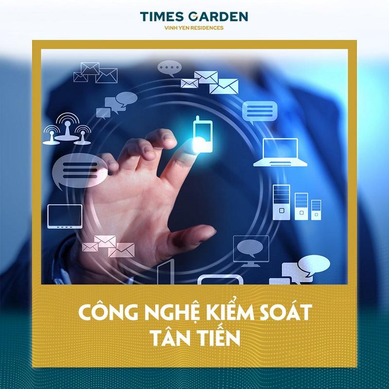 an ninh tại khu đô thị Nam Vĩnh Yên - Times Garden Vĩnh Phúc