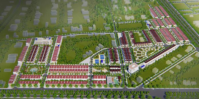Tổng quan Khu đô thị Việt Hàn Phổ Yên